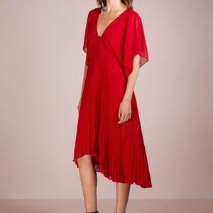 Club Monaco Zorbina Midi Dress - Size 6